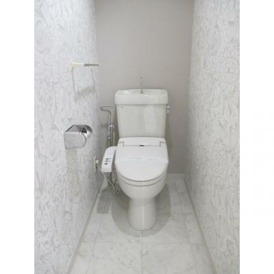 ビューシティINAGEのトイレ