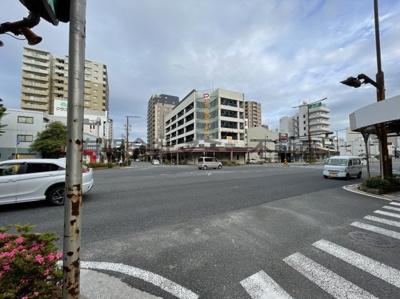 【外観】諏訪町立体駐車場S