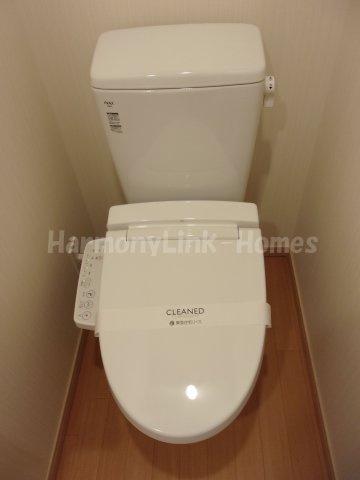 IL MEZZO DI TOKYO UNOのトイレです