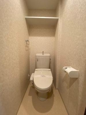 【トイレ】Luxe花園