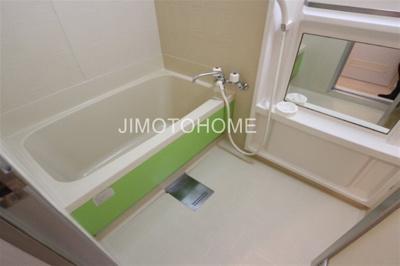【浴室】サンロイヤルみなと