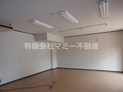 【内装】九の城町事務所K