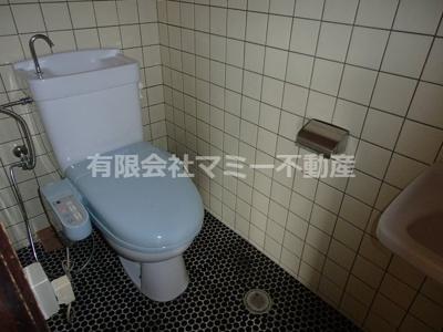 【トイレ】九の城町事務所K