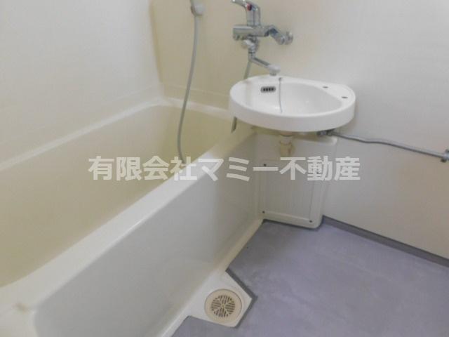 【浴室】コンフォードKURODA 青葉町アパートK