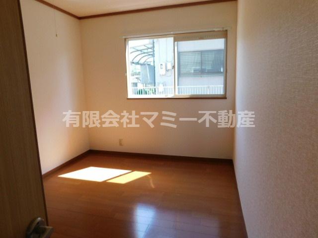 【洋室】コンフォードKURODA 青葉町アパートK