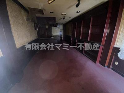 【内装】西新地店舗N