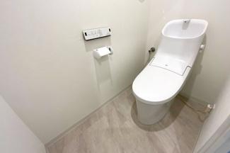 トイレは新調していますので、衛生面で特に気になる方でも安心してお使い頂けます。