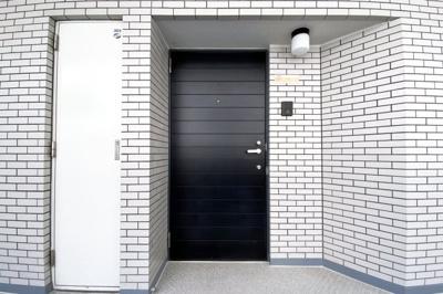 【玄関】グランフォルム清水別邸