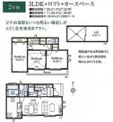 成田西2丁目 6480万円 新築一戸建て【仲介手数料無料】の画像
