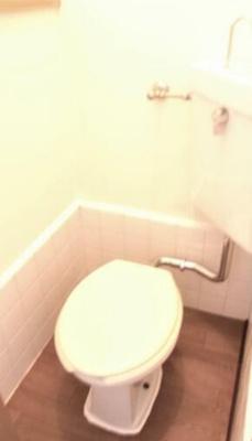 【トイレ】マンションヤハギ