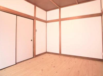 【寝室】マンションヤハギ