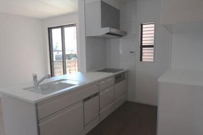 【キッチン】神戸市垂水区坂上4丁目 A号地 新築戸建