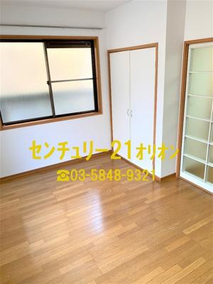 【洋室】URUMA HEIGHTS(ウルマハイツ)