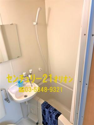 【浴室】URUMA HEIGHTS(ウルマハイツ)