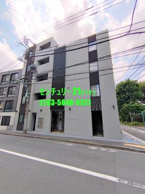 【外観】スカイヒルズ鷺ノ宮(サギノミヤ)-3F