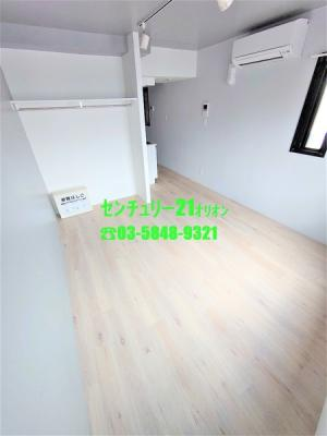 【洋室】スカイヒルズ鷺ノ宮(サギノミヤ)-3F