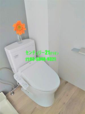 【トイレ】スカイヒルズ鷺ノ宮(サギノミヤ)-3F