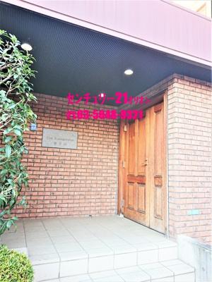 【エントランス】The Kasugayama(ザ・カスガヤマ)-004