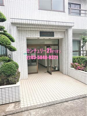 【エントランス】DAWN(ドーン)練馬-2F