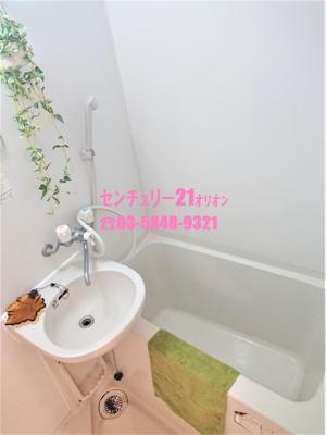 【浴室】DAWN(ドーン)練馬-2F