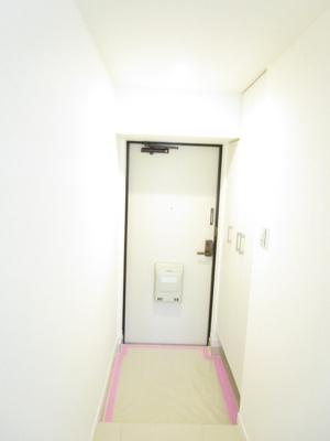 明るい廊下!玄関!