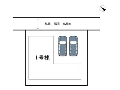 【区画図】姫路市書写 4期/全1棟