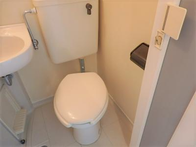 【トイレ】サンプラザ今里5番館