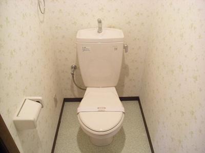 【トイレ】ハイツグランマーク