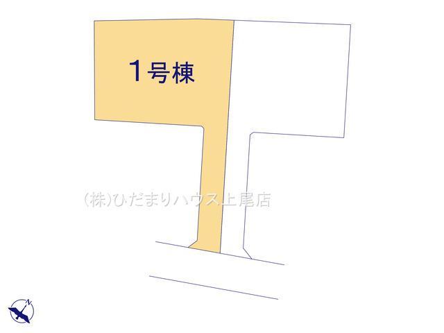 【区画図】鴻巣市人形 第4 新築一戸建て リーブルガーデン 01