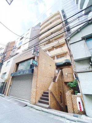 【外観】ライオンズマンション新宿御苑第2