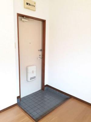 【玄関】シティハイツ悠