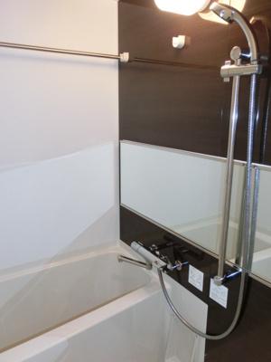 【浴室】レオンコンフォート上本町