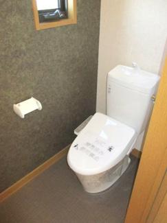 【トイレ】明石市二見町福里中古戸建