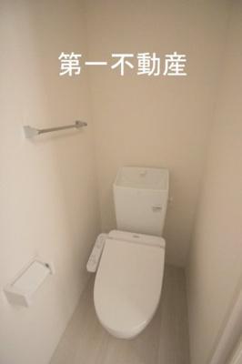 【トイレ】D-room 社