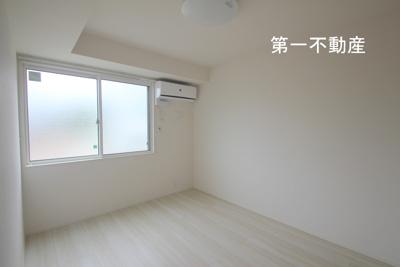 【寝室】D-room 社