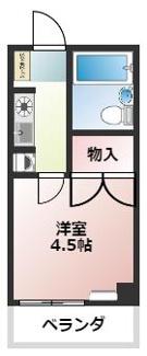 【内装】ジョイフル貝沢3号
