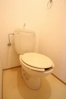【トイレ】アルファI
