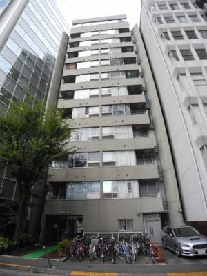 【外観】トーカン新宿キャステール