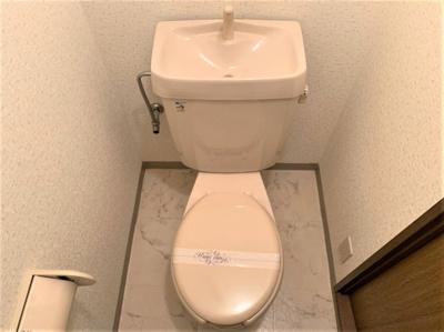 【トイレ】ドエル南本町