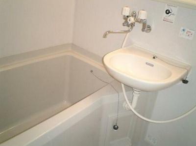 【浴室】アキツハイム