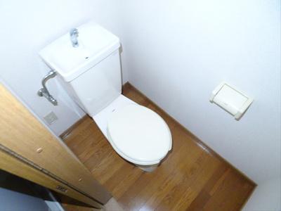 【トイレ】エフヴィラージュ