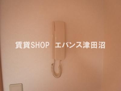 【セキュリティ】津田沼ハイツ