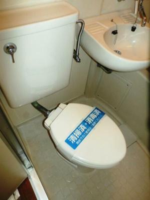 【トイレ】メゾンドロンジェ