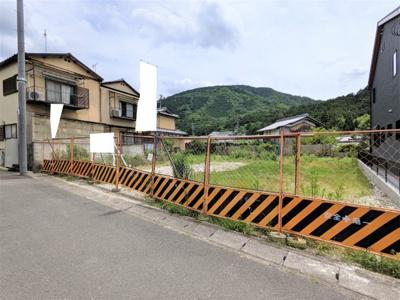 【外観】京都市山科区小山小川町 B号地