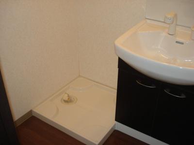 洗濯機置場(反転)