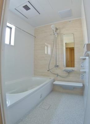 同一タイプ他物件 浴室