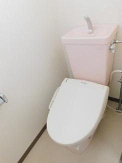 【トイレ】《RC造!9%!》山梨市中村2棟売マンション