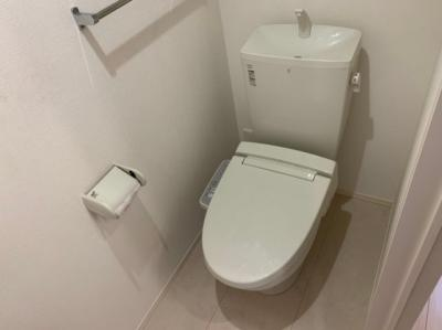 トイレです 【COCO SMILE】