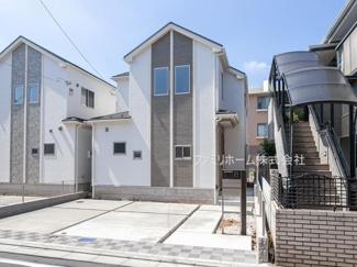 千葉市花見川区こてはし台1丁目 新築一戸建 ※外観施工例です。