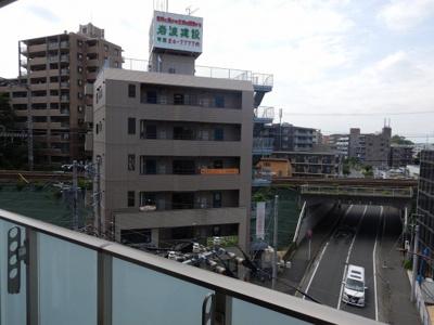 【バルコニー】フェリーチェ町田
